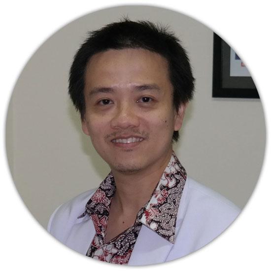 dr Yohan Budi Hartanto,Sp.S, M.Sc